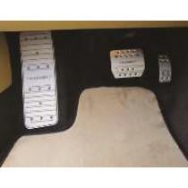 Mansory Pedały Continental GT, GTC
