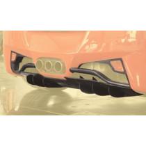 Mansory Dyfuzor 458 Italia i Spider