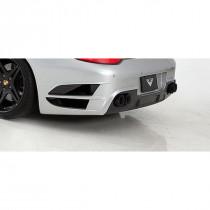 VORSTEINER Tylny zderzak 911 997 Turbo/S