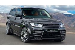 Mansory Widebody Range Rover Sport 2013