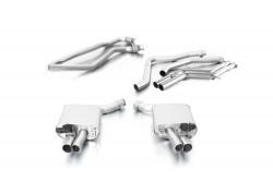 Remus Sportowy układ wydechowy z klapami RS6 C7 / RS7
