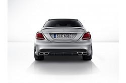 Mercedes-Benz Konwersja tyłu 63 AMG C W205 i S205