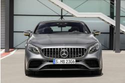 Mercedes-Benz Konwersja przodu 63 AMG MOPF S C217 i A217