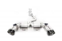 Remus Sportowy układ wydechowy z klapami RS3 8V