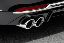 Brabus Sportowy układ wydechowy z klapami S 500 C217 i A217