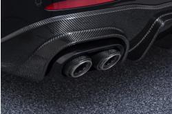 Brabus Sportowy układ wydechowy z klapami GT 63 X290