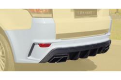 Mansory Tylny zderzak Range Rover Sport 2013