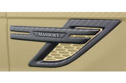 Mansory Wloty powietrza w nadkolach Range Rover Sport 2013