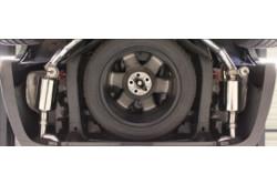 Mansory Sportowy tłumik tylny Range Rover Sport 2013