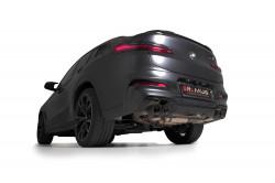 Remus Sportowy układ wydechowy z klapami X4 M G02