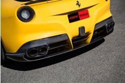Novitec Dokładki tylnego zderzaka F12 Berlinetta