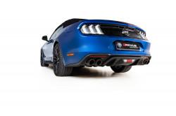 Remus Sportowy układ wydechowy z klapami Mustang 2018