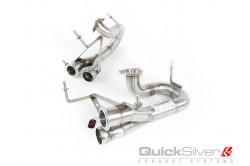 QuickSilver Sportowy układ wydechowy SLR