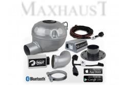 Maxhaust Aktywny układ wydechowy 6 F06, F12 i F13