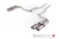 QuickSilver Sportowy układ wydechowy Ghibli