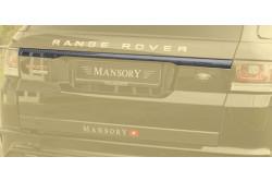 Mansory Tylna listwa Range Rover Sport 2013