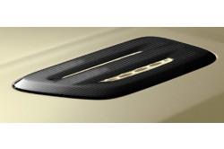 Mansory Wloty powietrza w masce Range Rover Sport 2013