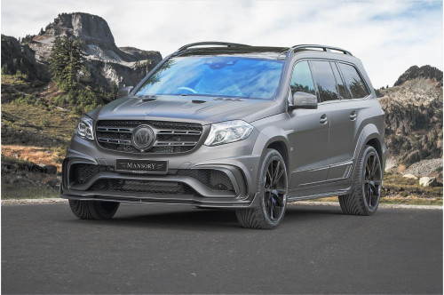 Mansory Widebody GLS 63 AMG X166