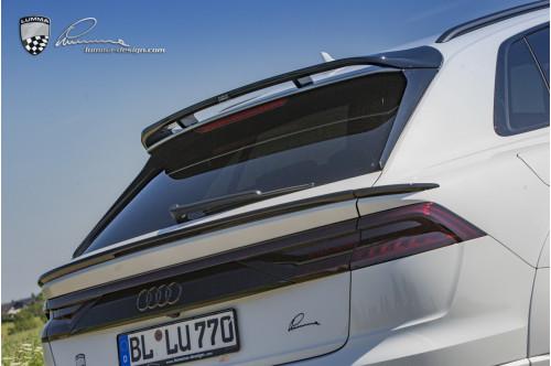 Lumma Design Tylny spoiler CLR 8S Q8