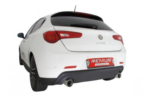 Remus Sportowy układ wydechowy Giulietta
