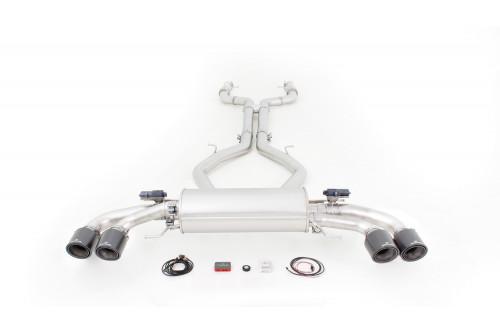 Remus Sportowy układ wydechowy z klapami Giulia QV