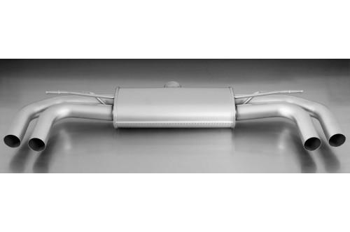 Remus Sportowy układ wydechowy A3 1.8 / 2.0 TFSI 8V