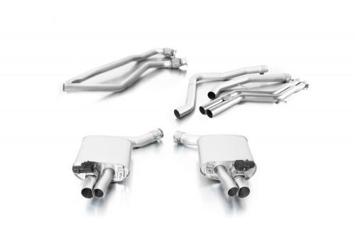 Remus Sportowy układ wydechowy z klapami RS6 C7 / RS7 4G