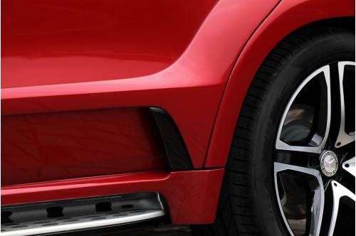 Topcar Tylne wloty powietrza GLE Coupe C292