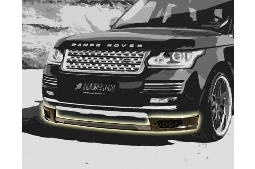 Hamann Przedni spoiler Range Rover 2013