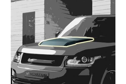 Hamann Maska Range Rover 2013