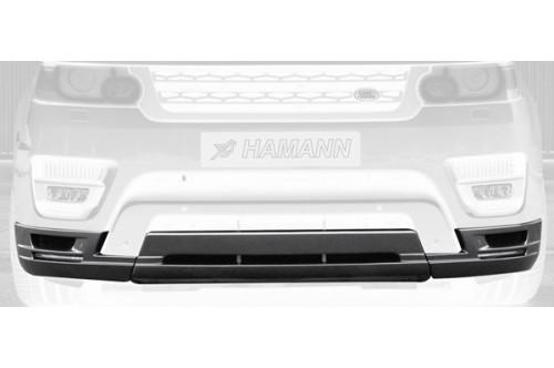 Hamann Przedni spoiler Range Rover Sport 2013