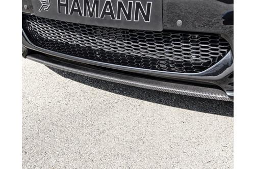 Hamann Dokładka przedniego zderzaka X5 F15