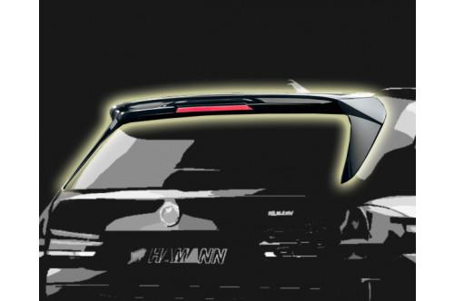 Hamann Tylny spojler X5 F15
