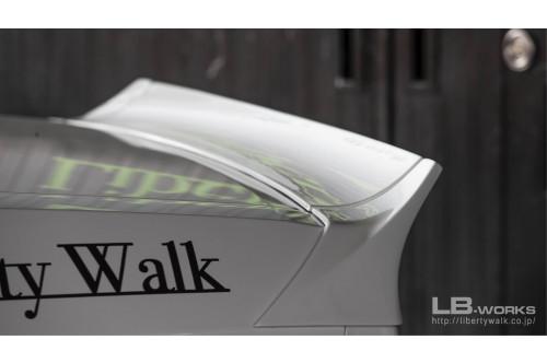 Liberty Walk Tylny spoiler Challenger