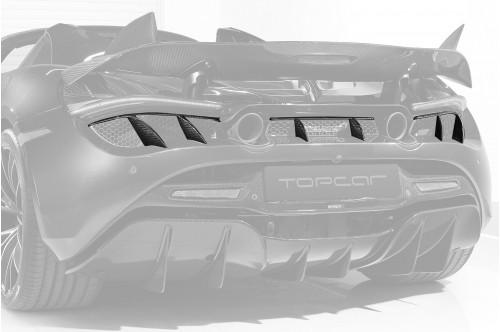 Topcar Tylne wyloty powietrza 720S