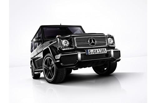 Mercedes-Benz Konwersja przodu 63 AMG G W463