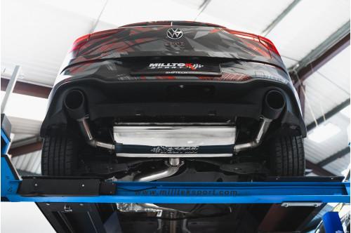 Milltek Sportowy układ wydechowy Golf VIII GTI
