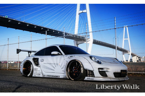 Liberty Walk Bodykit LB Works 911 997