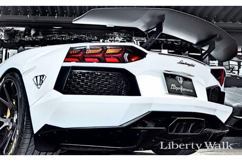 Liberty Walk Dyfuzor Aventador