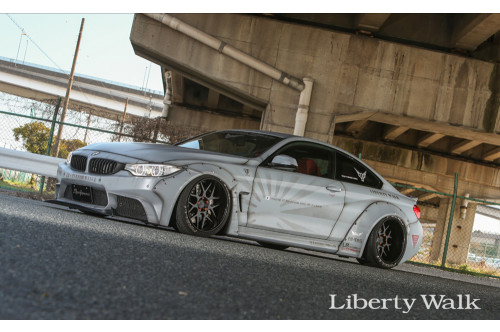 Liberty Walk Bodykit LB Works 4 F32 i F33