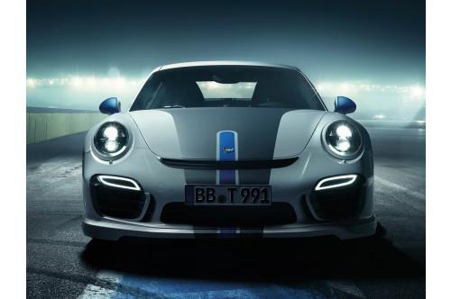TechArt Przedni spojler 911 991 Turbo/S
