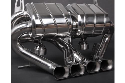 Hamann Sportowy tłumik tylny Aventador