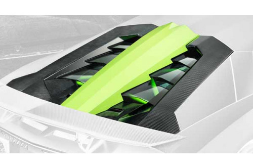Hamann Pokrywa silnika Aventador