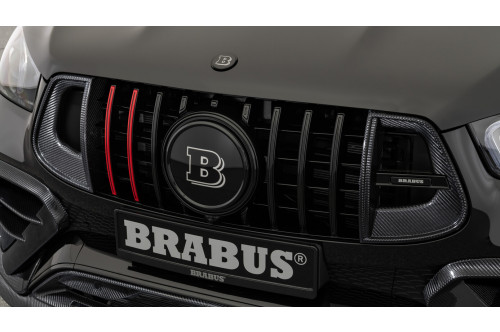 Brabus Grill GLE 63 AMG Coupe C167