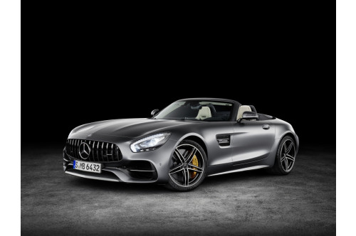 Performmaster Pakiet mocy AMG GT C
