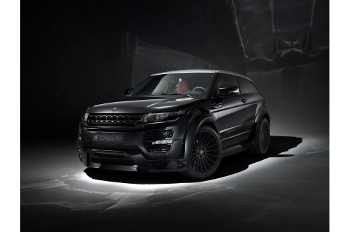 Hamann Widebody Evoque