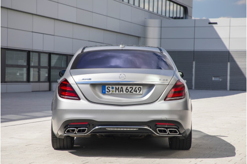 Mercedes-Benz Konwersja tyłu 63 AMG MOPF S W222 i V222