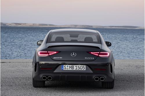 Mercedes-Benz Konwersja tyłu 53 AMG CLS C257