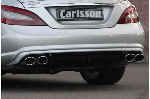 Carlsson Sportowy układ wydechowy CLS 63 AMG C218