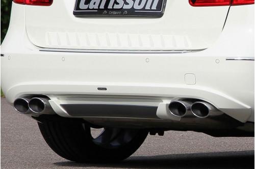 Carlsson Sportowy tłumik tylny B W246